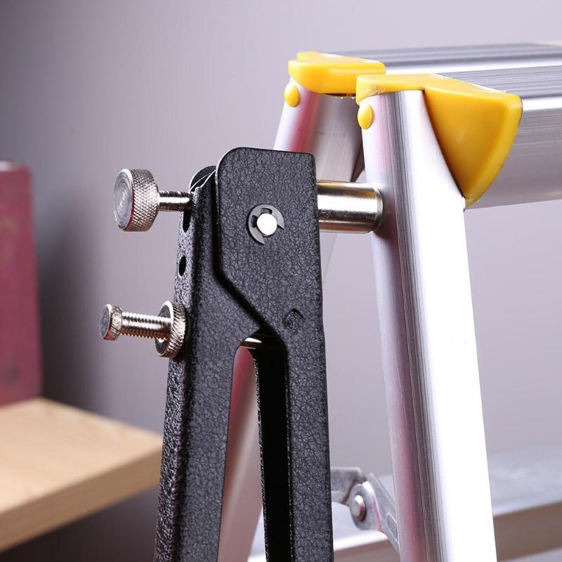6pcs 20pcs 46pcs 86pcs 147pcs mano rivettatrice Dado Rivet Gun Kit M3-M8 Manuale Threaded Nut Rivet strumento strumento Mano Set per auto a casa