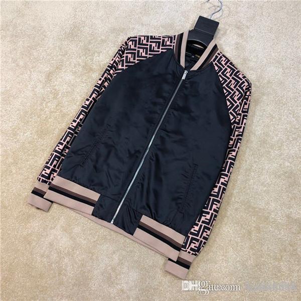 Nouvelle veste européenne de haute qualité pour l'automne et l'hiver, la ligne de mode de luxe pour la fête de vêtements pour hommes, taille M ~ 3XL # 0022