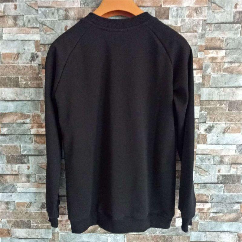Модные мужские дизайнерские толстовки уличная одежда хип-хоп толстовки Loose Fit Женская роскошная толстовка с капюшоном мужские дизайнерские свитера уличный стиль X B100821K