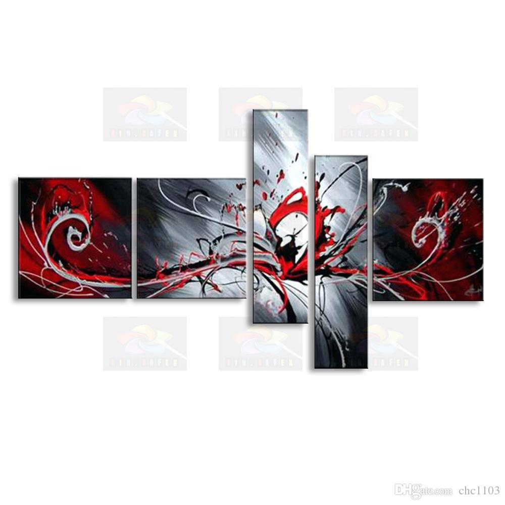 handmade oil painting on canvas modern 100% Best Art Abstract oil painting original directly from artist COXI5-026