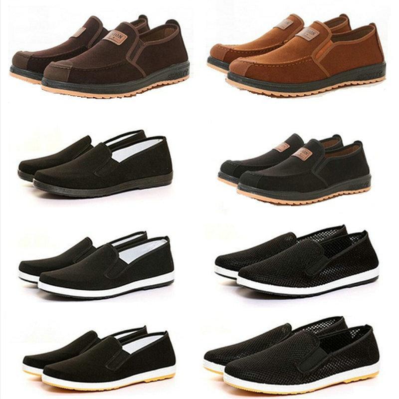 2020 En Yeni Gelenler sıcak Satış Moda Ucuz peice erkek deri erkek ayakkabıları galoş ayakkabı Rose # 00002 açık specail Kargo Ücretsiz