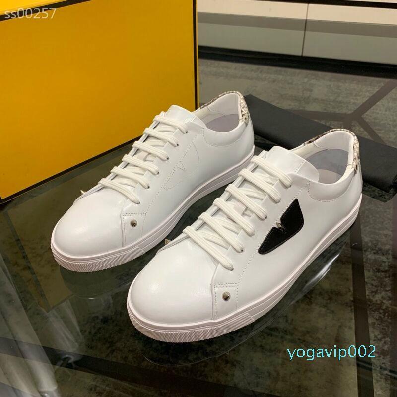 2020 Men Designer Luxury Shoes Flat