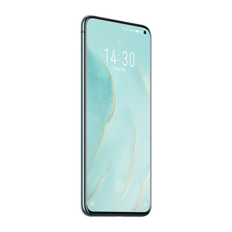 "Original Meizu 17 Pro 5G LTE Handy 8 GB RAM 128 GB ROM Snapdragon 865 Octa-Core Android 6.6"" 64.0MP NFC Face ID Fingerabdruck-Handy"