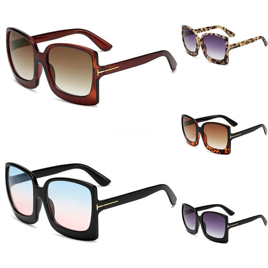 جولة خمر الكبير المتضخم عدسة مرآة العلامة التجارية الوردي النظارات الشمسية سيدة كول ريترو UV400 النساء نظارات شمسية أنثى Kqw123 # 95514