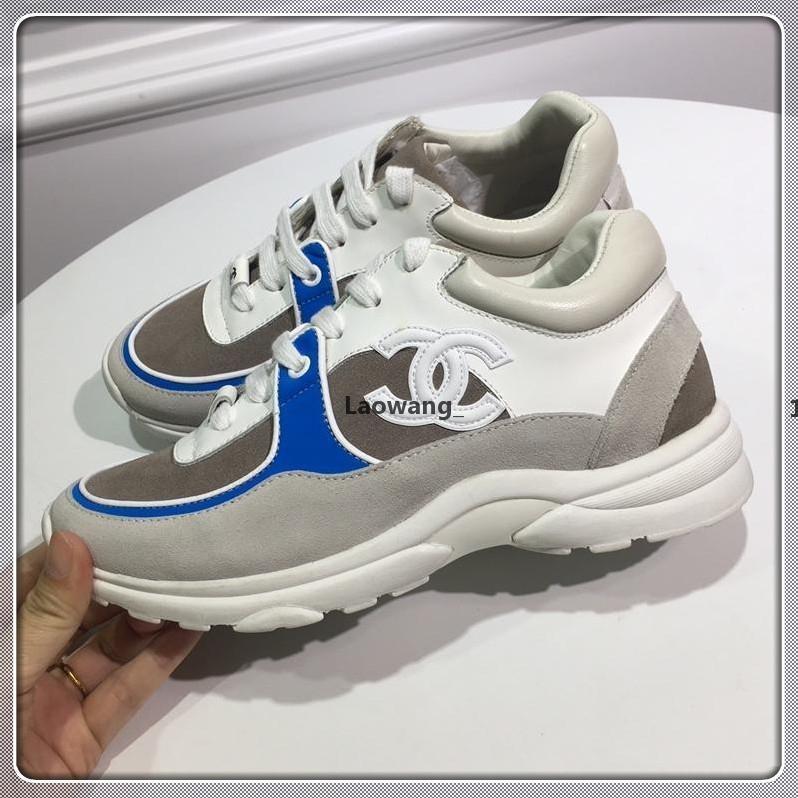lüksçift yürüyüş ayakkabıları büyüklüğü 35-45 kadar tasarımcı L28 Erkek ve kadın ayakkabıları düşük-top spor ayakkabılar moda lüks dantel