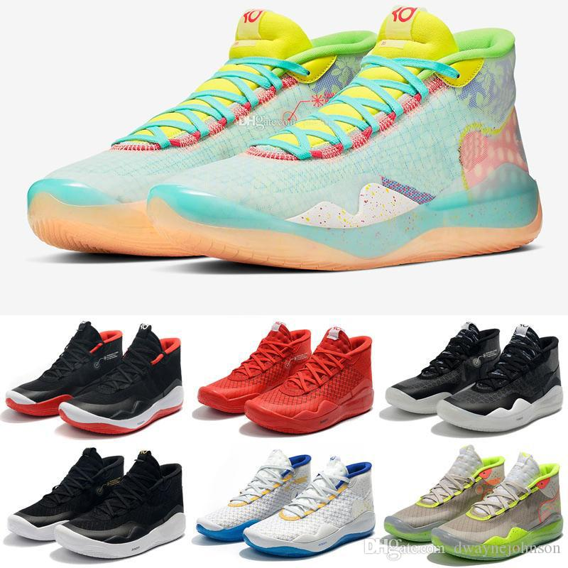 2019 New Kevin Durant XII KD 12 Sports