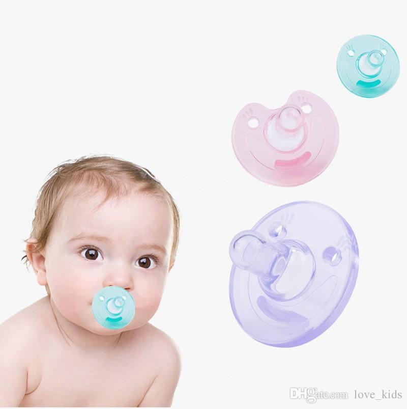 Sucettes factices pour bébé tétine orthodontique pour nouveau-né tétine tétine