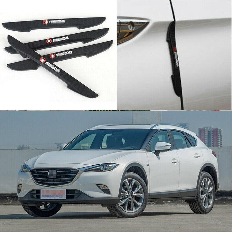 Для Mazda СХ-4 автомобиля боковой край двери гвардии бампер протектор наклейки 4шт