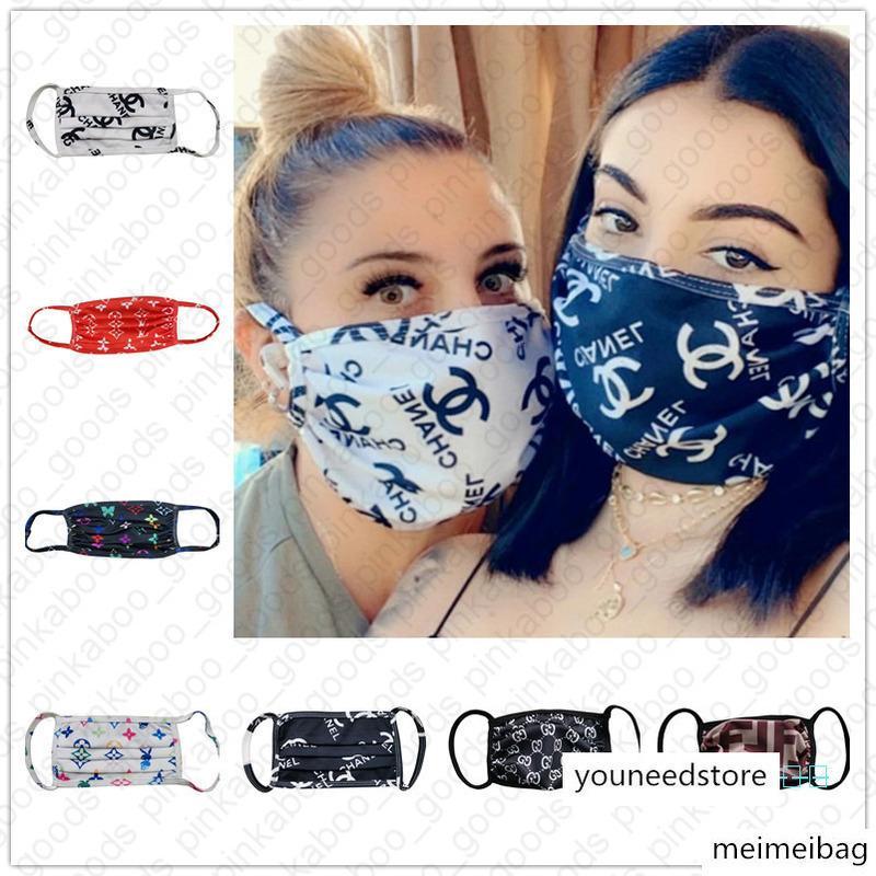 diseñador brang la mascarilla del lavables boca Máscaras ultravioleta a prueba a prueba de polvo del respirador Riding deportes de ciclo de los hombres de lujo de la cubierta mujeres D41502