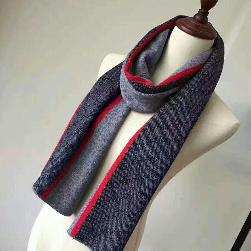 High Qualtiy Mans Casherem Scarf 2018 fashion Design Scarves Thick long Shawls Wrap Size 180x35cm RT3320