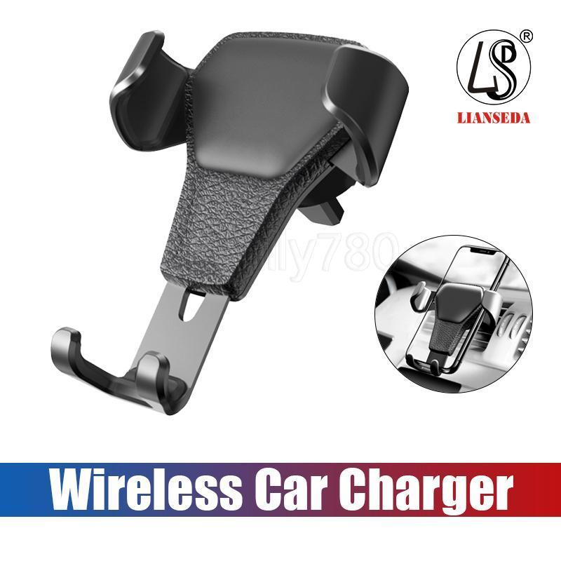 Universal Car Phone Holder grille d'aération support pour téléphone En voiture Non Téléphone mobile magnétique Support à la vente au détail avec le paquet