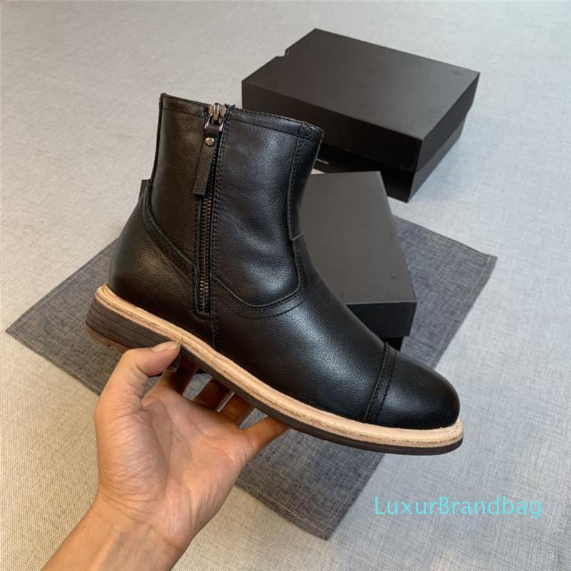 sapatos de grife Sale-Luxo Hot nova moda casuais botas sapatos masculinos inverno desgaste de borracha estrela plana com o mesmo ponto