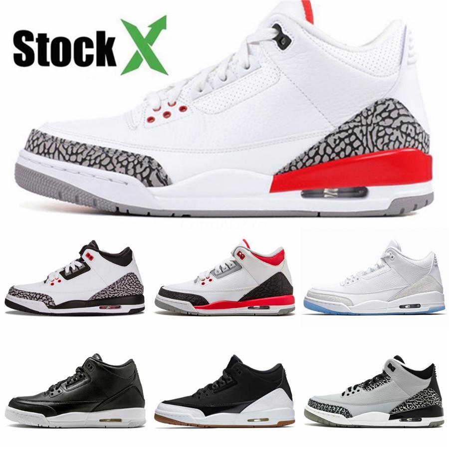 4 Unc Флорида Аллигаторы Оклахома Sooners Georgetown Мичиган Пе Мужчины Баскетбол обувь Дешевые 3S Красный Серый Синий порошок Mens конструктора Спорт Sneaker #