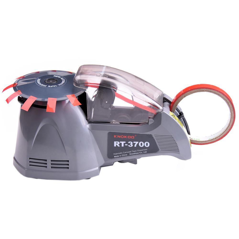 دائري الشريط التلقائي موزع RT-3700، الشريط الصيدلي الكهربائية 10MM ~ 70MM طول القطع عن 3-25 ملم شريط العرض، الموافقة CE