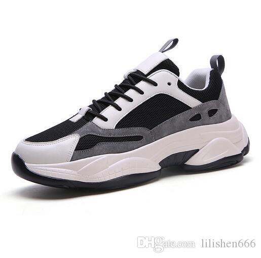 2019 primavera y otoño nuevos zapatos casuales para hombres zapatos deportivos de moda para hombres hombres