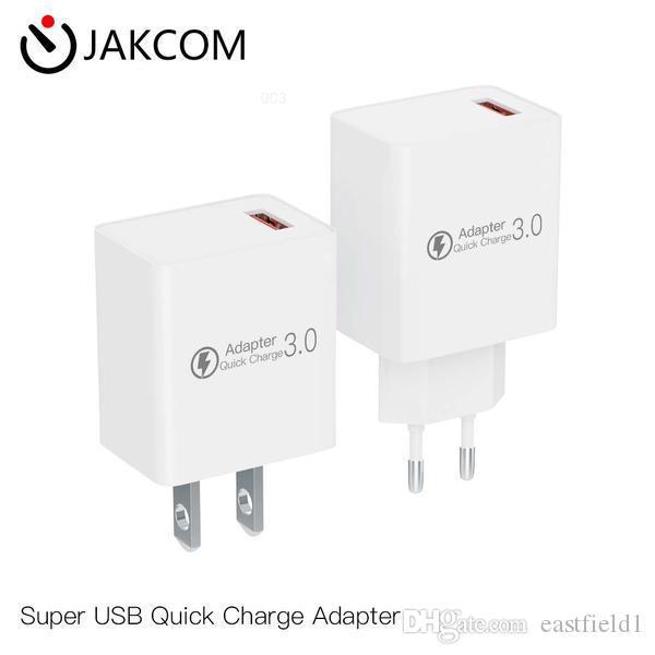 hediyelik eşyalar ls01 DJI Mavic yanlısı olarak Cep Telefonu Şarj JAKCOM QC3 Süper USB Hızlı Şarj Adaptörü Yeni Ürün
