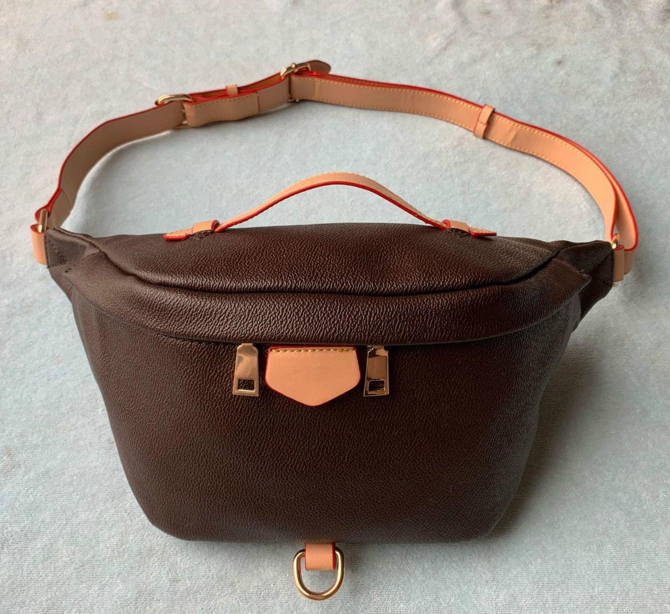 Designer nuovissimo stlye famoso marchio Bumbag Cross Body Shoulder Bag Autn Materiale Vita Borse Bumbag M43644 Cross Marsupio Marsupio Borse
