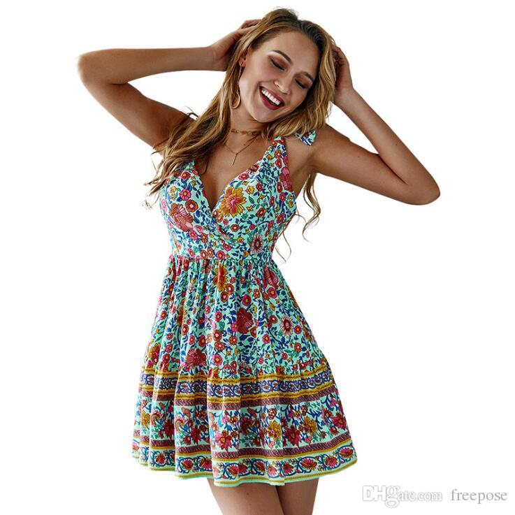 summer short summer sundresses