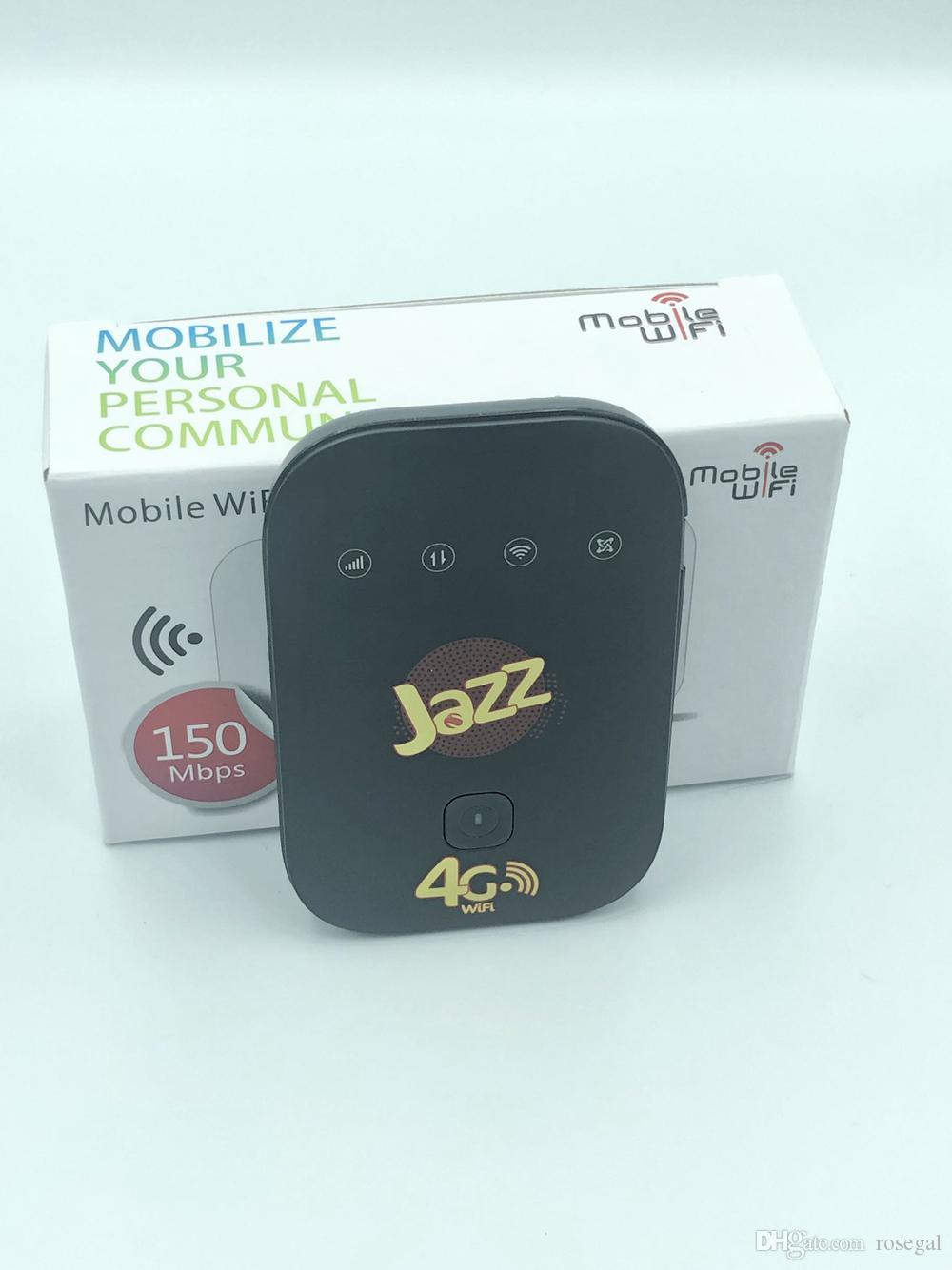 Jazz 4G WiFi MF673 PK ZTE Wipod WD670 850 / 1800MHz