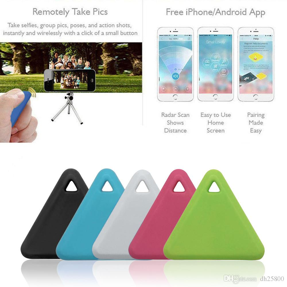 Mini Smart Alarm Gerät Bluetooth Tracker Locator Auto Motor GPS Kinder Haustiere Brieftasche Schlüssel Alarm Locator Echtzeit Finder Gerät # 25
