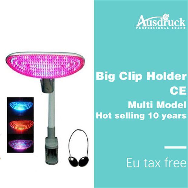 프로 EU 세금 무료 광자 레드 블루 LED 피부 회춘 여드름 치료 가벼운 IPL 치료 기계 주름 색소 침착 노화 방지 장비