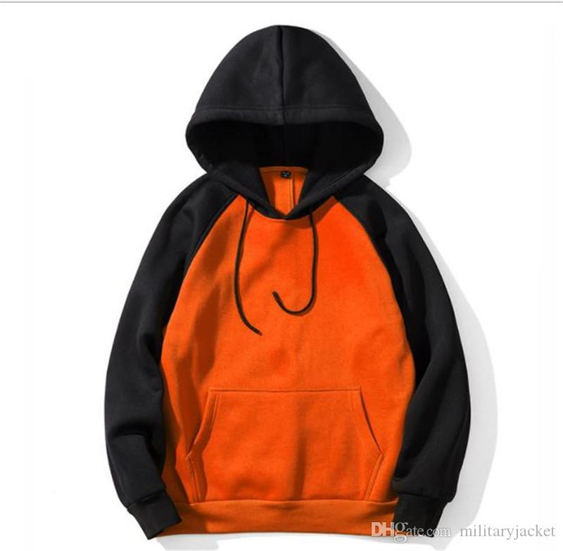 Mens Panelled Fashion Hoodies Hooded Designer Mens Womens Sweatshirts Autumn Casual Pullover Clothing
