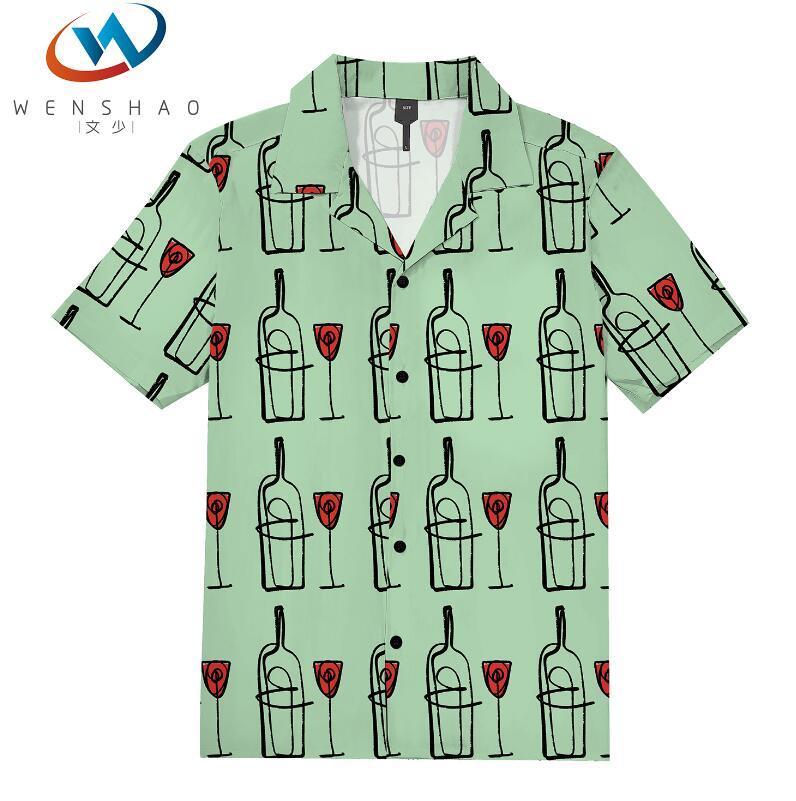 = 2020 ilkbahar yaz marka etiketi elbise erkekler Polo tişört yaka yaka kumaş mektup eğlence erkekler tişörtler ParisJJ15 Marka adı