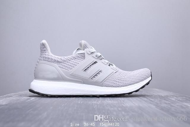 best service 3ef4a 76a73 2019 High Quality Ultra Boost 4.0 LTD Multicolor Rainbow Toe Shoes New  Limited Men Ultraboost UB 1 Multi White Navy Sneakers Size 36 45 From ...