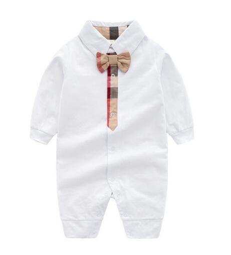 طفل رضيع فتاة رومبير منامة 0-12 أشهر الوليد ملابس طويلة الأكمام بذلة أزياء طفل رضيع وزرة ملابس الأطفال