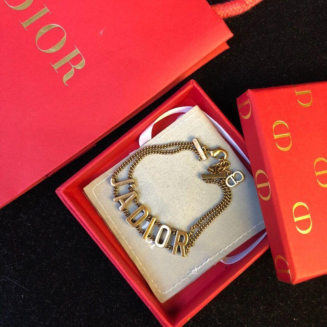 2020 concepteur luxe bracelet design d'or en laiton des femmes de bijoux pour les vacances dame affaires bracelet de mode