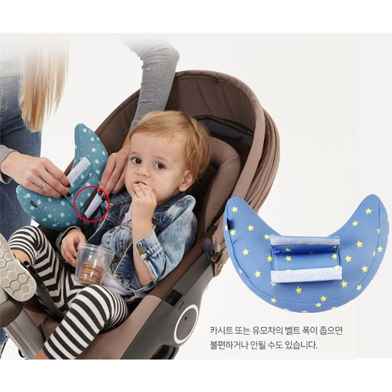 Kid Baby Auto Safety Car Seat Belt Children Shoulder Pad Cushion Support Pillow