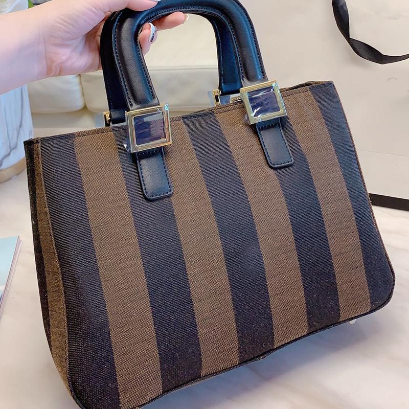 Große Totes Reisemantel Mode Geldbörsen Handtaschen Tasche Tasche F voller abnehmbarer Griff Schulter Gepäckbrief Frauen Messenger Canvas NWLDL