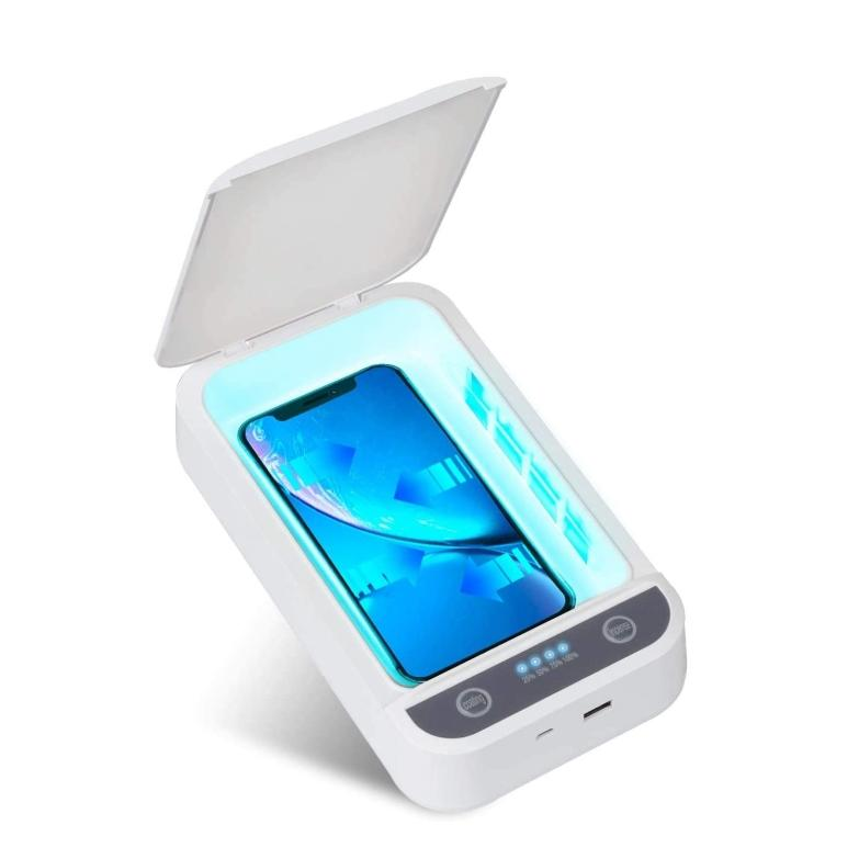 boîte de stérilisation téléphone mobile boîte de stérilisation multifonction pour une utilisation familiale