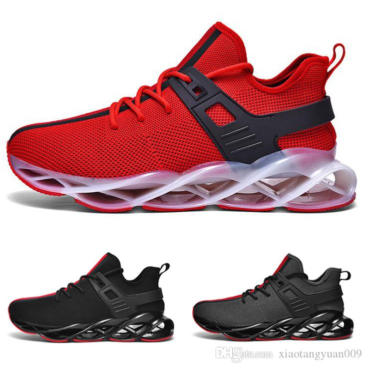 Trend Casual Running Shoes Men Damping