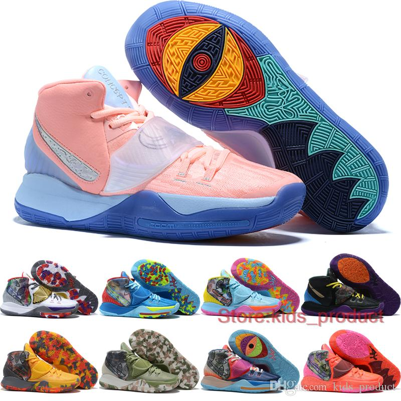 Kyrie Irving 6 Basketball Shoes 2020