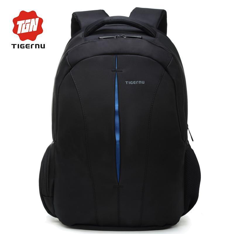 Tigernu العلامة التجارية 15.6inch للماء كمبيوتر محمول على ظهره الرجال الظهر للفتيات في سن المراهقة السفر على ظهره حقيبة K4424