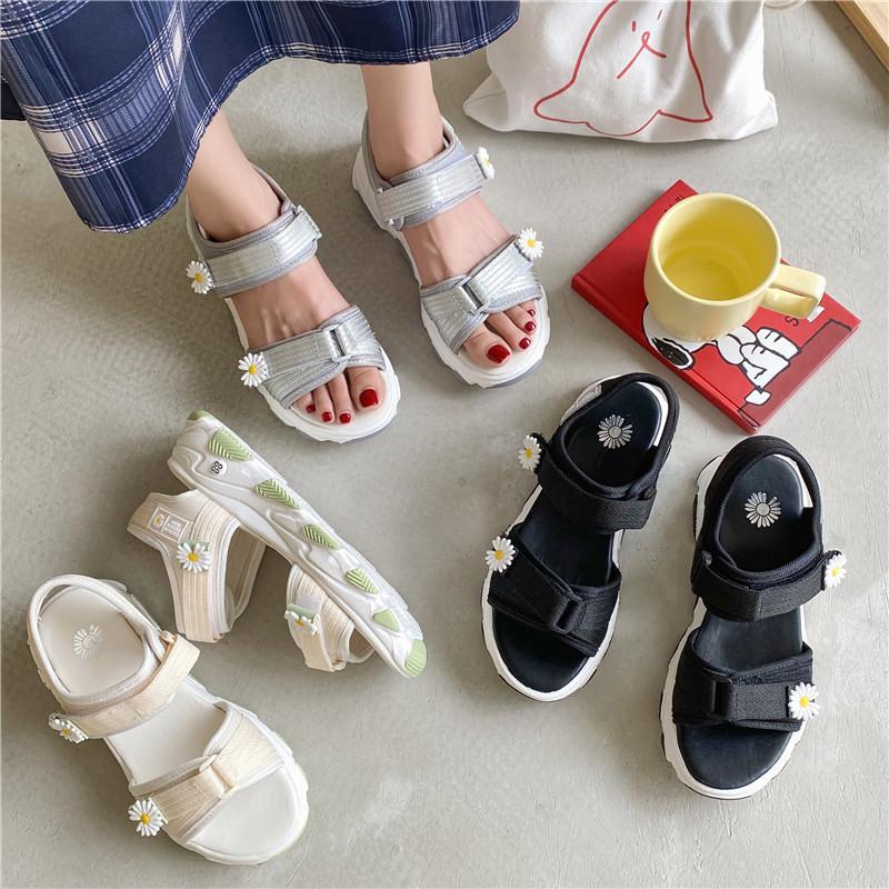 2020 Tacchi Dropship Gladiator cuneo Cristalli Elastic Band scarpe estive donne Donna sandali di svago sandali della spiaggia
