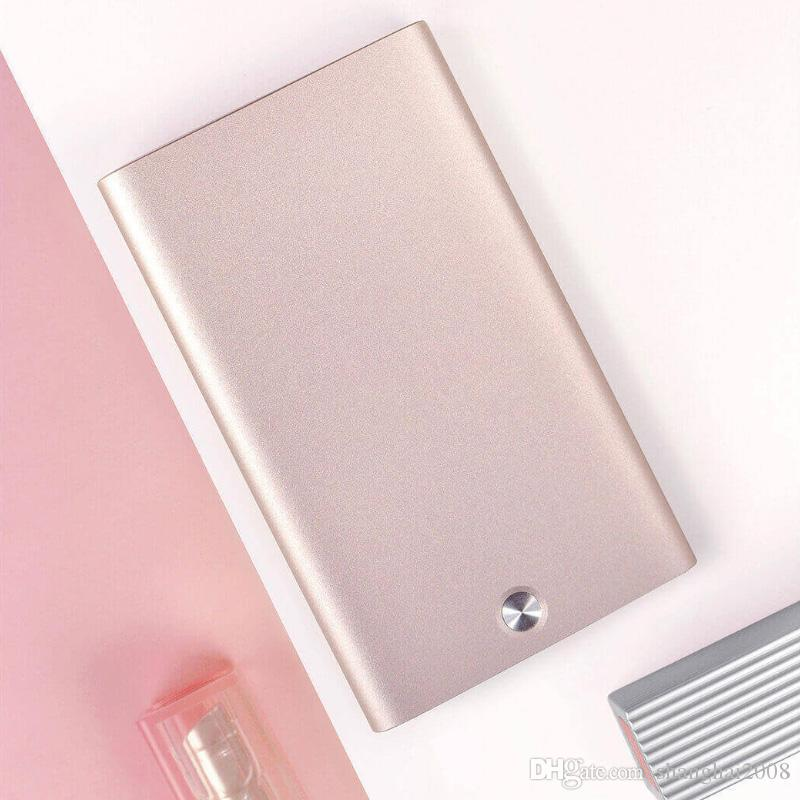 New Business Card Case Automatic Pop Up Box Cover ultra thin Card holder Metal Wallet ID Card Box For Men Women