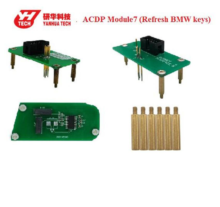 2019 Yanhua Mini ACDP Programming Master Support BMW CAS FEM BDC Key  Program Without Soldering Refresh Key FRM Footwell Module From Topruxian,  &Price
