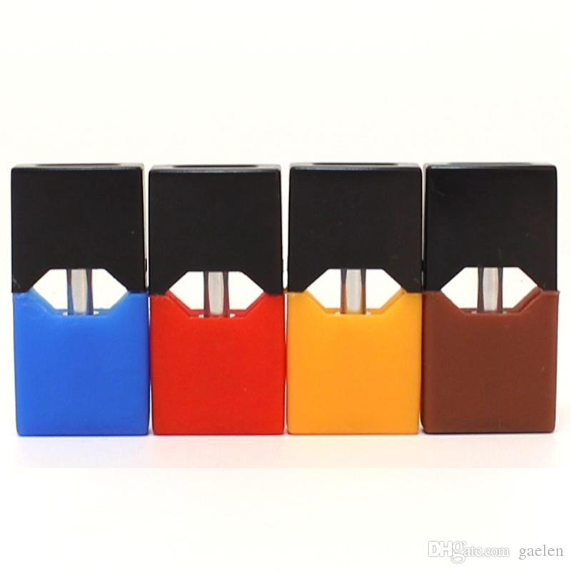 Desensamblado cartuchos de cerámica de la vaina vacía vainas 0,5 ml 1,0 ml Vape vaina carros 1.8-1.9om Para obtener una calidad de Vape pluma kit del comienzo del Top