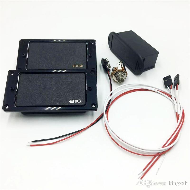 emg 81 85 wiring diagram 2020 high quality tone emg81 85 active pickups for electric guitar  tone emg81 85 active pickups