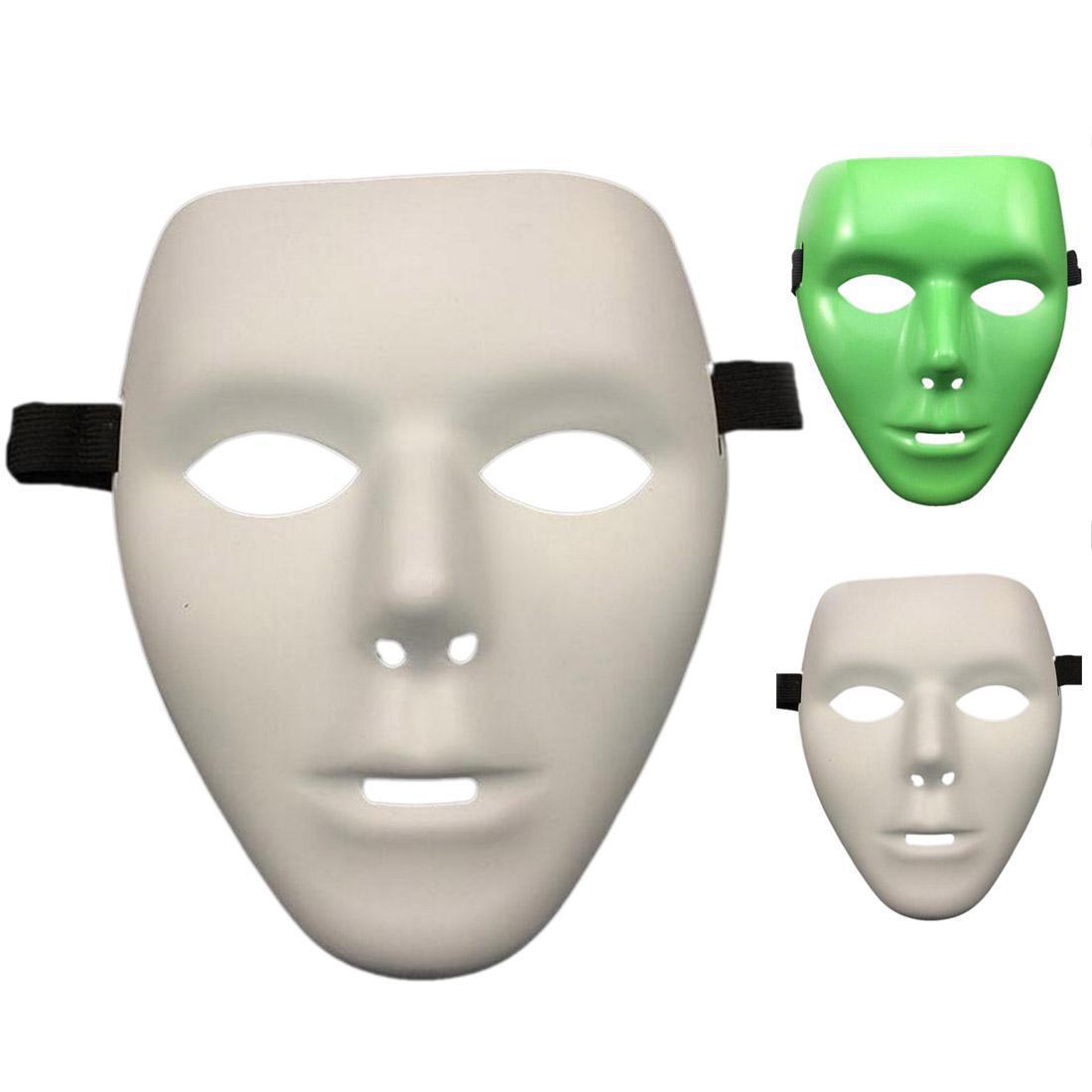 Diablo Máscara fantasma Sombrero de diseño de moda de Cosplay para Halloween Máscara facial Hip Hop danza del estilo del fantasma para Halloween cosplay Atrezzo Scary
