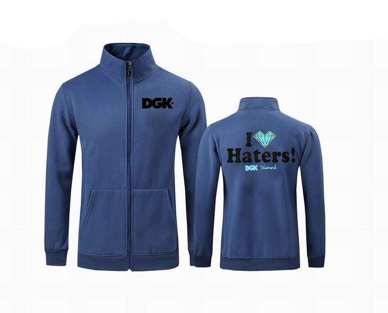 s-5XL Fashion Cotton hip hop Sweatshirts zipper Hoodies Printing Men'S hip hop Sportswear Sport Coat Clothing H235