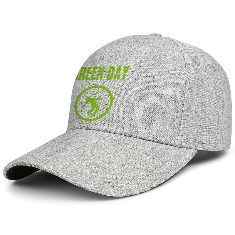 Grün-hören-Tag-Kraft-Flagge grauer Mann Baseball Entenzunge hatdesign Sitz kundenspezifischer cooler Sitzteam bester klassischer Entenzunge Hut