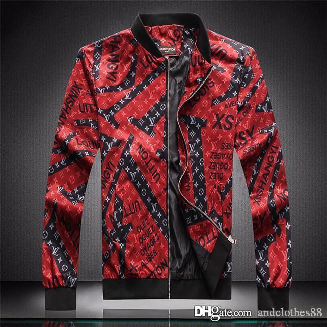 abrigo de diseñador de lujo de la chaqueta rompevientos Deportes 2020 marca mas diseñadores para hombre de capa de la chaqueta Windrunner chaquetas de alta calidad
