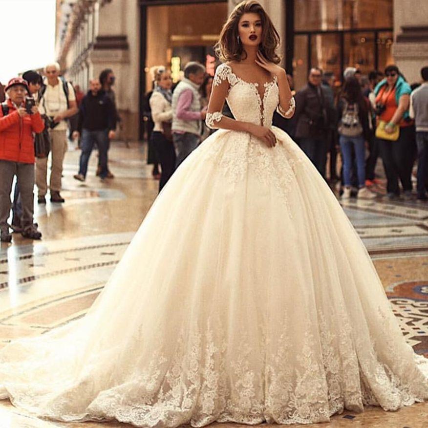 Big Ball Gowns For Wedding 57 Off Tajpalace Net