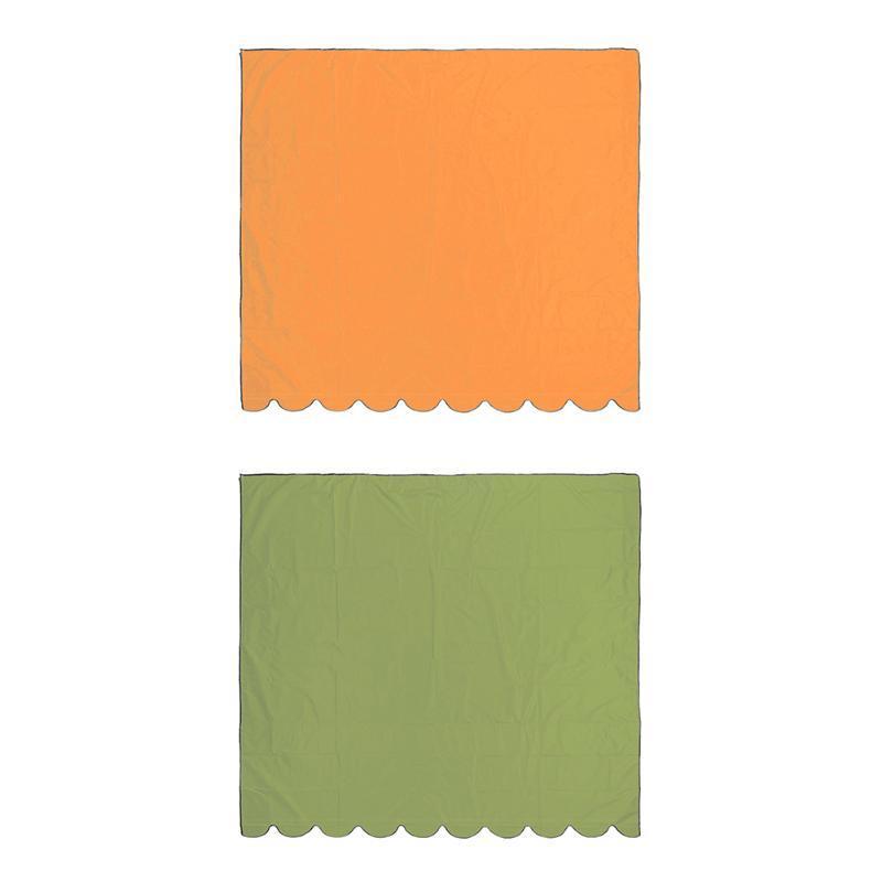 2x1.5m / 6.6x4.9ft sostituzione impermeabile tenda in tessuto per esterno Cortile Giardino Balcone Piscina