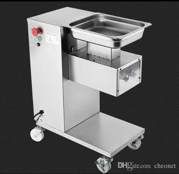 Envío libre unidad de cuchillas 1 PC para QH / QE corte de carne de res de corte de la máquina máquina de cortar carne de cerdo (Lijin QH / QE)
