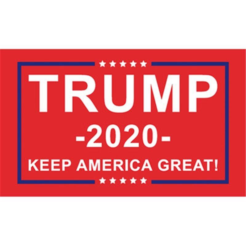 Donald Trump Flag 150*90Cm Digital Print Trump Tank Donald 2020 Keep America Great Flag Banner Ljjk1177 #382