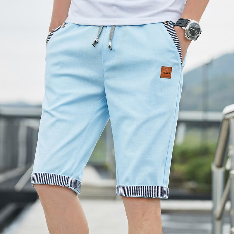 2021 MANTLCONX Striped Shorts Men Summer Mens Casual Boardshorts Man  Breathable Cotton Mens Short Trousers New Fashion Shorts Male From  Makechic, $33.99   DHgate.Com